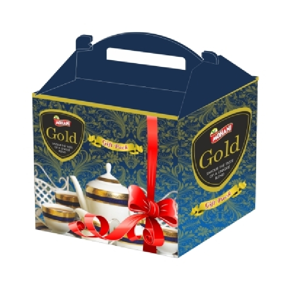 Mohani - Gold Gift Pack
